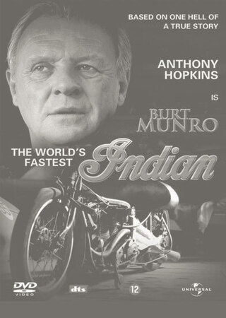 Burt Munro, the world's fastest Indian
